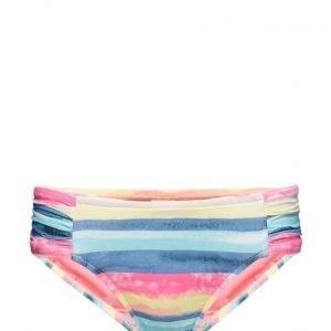 Seafolly Blue Coast Ruched Side Retro bikinit