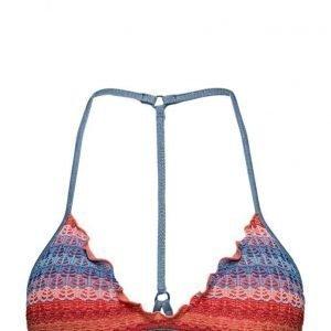 Seafolly Havana Stripe Action Back Tri bikinit