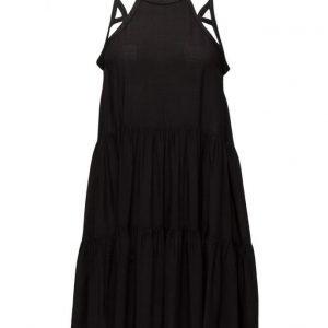 Seafolly Multi Stitch Tiered Dress lyhyt mekko