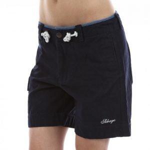 Sebago Arlene Shorts Cargo Shortsit Sininen