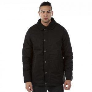Sebago Brentwood Coat Vuorattu Takki Musta