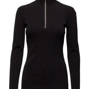 Second Female Coco Knit T-Neck poolopaita
