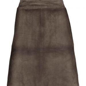 Second Female Enid Suede Skirt lyhyt hame