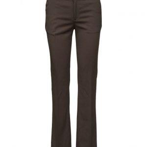 Second Female Lauf Pants leveälahkeiset housut