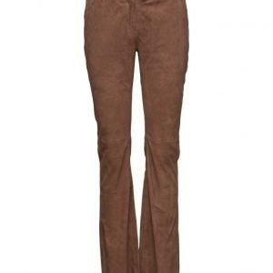 Second Female Oak Suede Pants