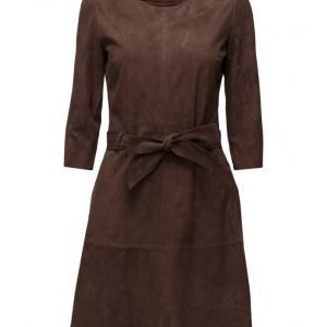 Second Female Rut Suede Dress lyhyt mekko