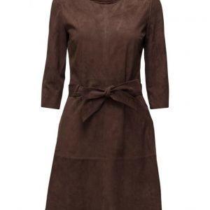 Second Female Rut Suede Dress lyhyt mekko
