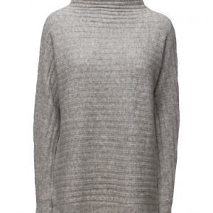 Second Female Tenti Rib Knit T-Neck poolopaita