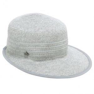Seeberger Hattu Vaaleanharmaa