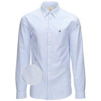 Selected 'Collect' kauluspaita pitkähihainen paitapusero