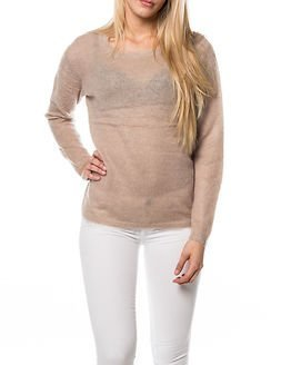 Selected Femme Claudia Knit Pullover String