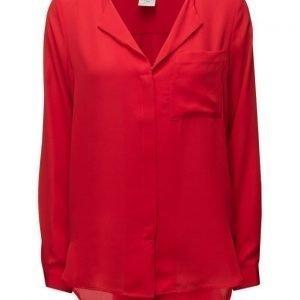 Selected Femme Dynella Ls Shirt pitkähihainen pusero