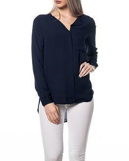 Selected Femme Dynella Shirt Navy Blazer