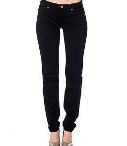 Selected Femme Elena Jeans Black Denim