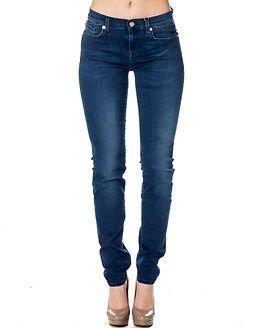 Selected Femme Elena Jeans Brilliant Blue Denim