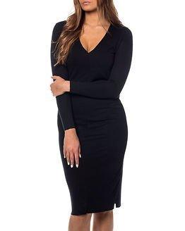 Selected Femme Lisa Dress Black