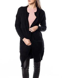 Selected Femme Livana Knit Cardigan Black