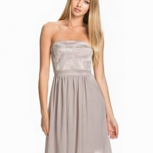 Selected Femme Sfautio Corsage Dress Sky