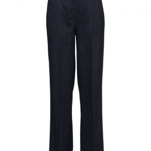 Selected Femme Sfcecilie Mw Wide Pant H leveälahkeiset housut