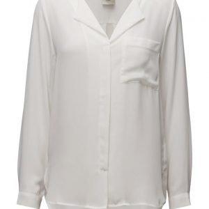 Selected Femme Sfdynella Ls Shirt F Noos pitkähihainen pusero