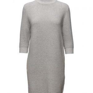 Selected Femme Sflaua 3/4 High Neck Knit Dress neulemekko
