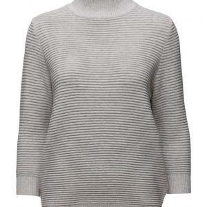 Selected Femme Sflaua 3/4 High Neck Knit Pullover Ex poolopaita