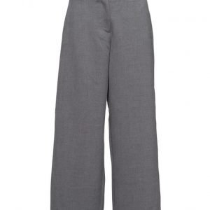 Selected Femme Sflava Mw Pants leveälahkeiset housut