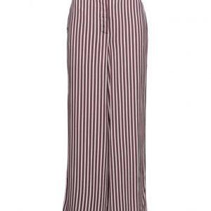 Selected Femme Sfmana Hw Wide Pants Ex leveälahkeiset housut