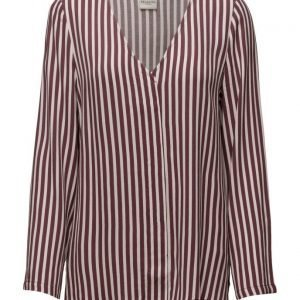 Selected Femme Sfmana Ls Shirt Ex pitkähihainen pusero