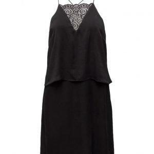 Selected Femme Sfrita Silk Strap Dress Ex lyhyt mekko