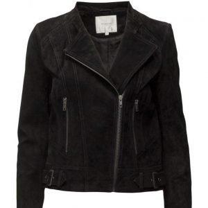 Selected Femme Sfsaison Leather Jacket nahkatakki