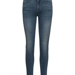 Selected Femme Sfsophie Hr 1 Jeans Vintage Blue Noos skinny farkut