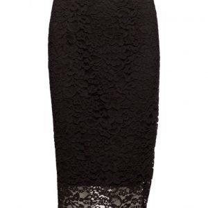 Selected Femme Sfvimil Hw Lace Skirt mekko