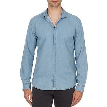 Selected George shirt ls s T pitkähihainen paitapusero