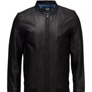 Selected Homme Ab Leather Bomber Jacket nahkatakki