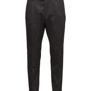 Selected Homme Abanti-Tailored Antrasit Trouser muodolliset housut