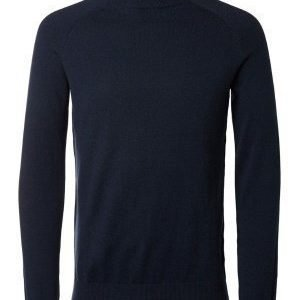 Selected Homme Adam Roll Neck Dark Sapphire