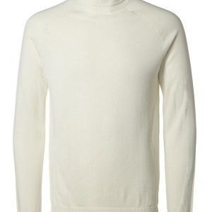 Selected Homme Adam Roll Neck Marshmallow