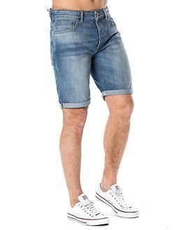 Selected Homme Alex 1029 Denim Shorts Light Blue