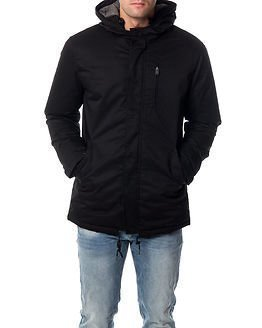 Selected Homme Blake Padded Jacket Black