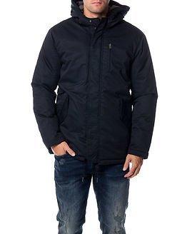 Selected Homme Blake Padded Jacket Dark Sapphire