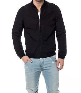 Selected Homme Blatch Bomber Black