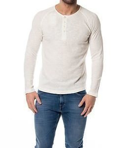 Selected Homme Carter Tee Egret