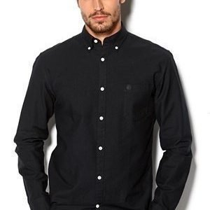 Selected Homme Collect Shirt Musta