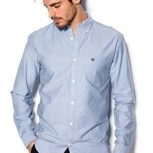 Selected Homme Collect Shirt Vaaleansininen