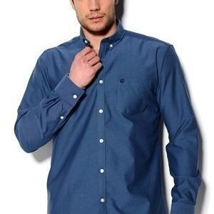 Selected Homme Collect Shirt sininen