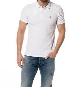 Selected Homme Daro Embroidery Bright White