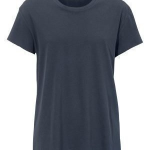 Selected Homme Dean SS O-Neck Tee Blue Nights