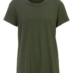 Selected Homme Dean SS O-Neck Tee Forest Night