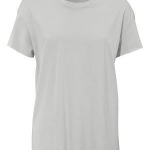 Selected Homme Dean SS O-Neck Tee Gray Violet